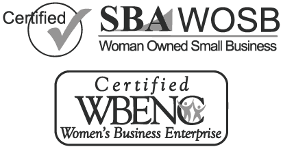 Certified Women-Owned Small Business
